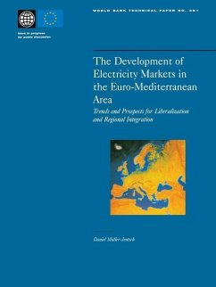 The Development of Electricity Markets in the Euro-Mediterranean Area: Trends and Prospects for Liberalization and Regional Intergration - Mmuller-Jentsch, Daniel Muller-Jentsch, Daniel Myilibrary