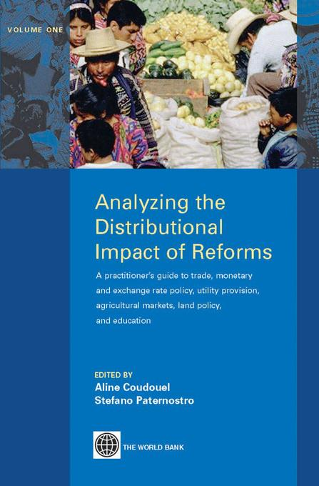 Analyzing the Distributional Impact of Reforms als eBook von Aline Coudouel, Stefano Paternostro - World Bank Publications
