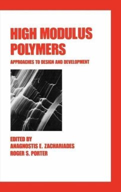 High Modulus Polymers: Approaches to Design and Development