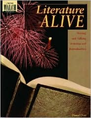Literature Alive: Writing and Talking Activities and Reproducibles