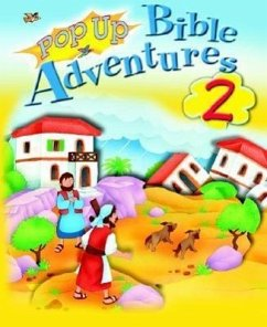 Pop-Up Bible Adventures 2 - Dowley, Tim