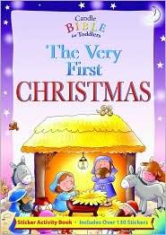 The Very First Christmas - Juliet David, Helen Prole (Illustrator)