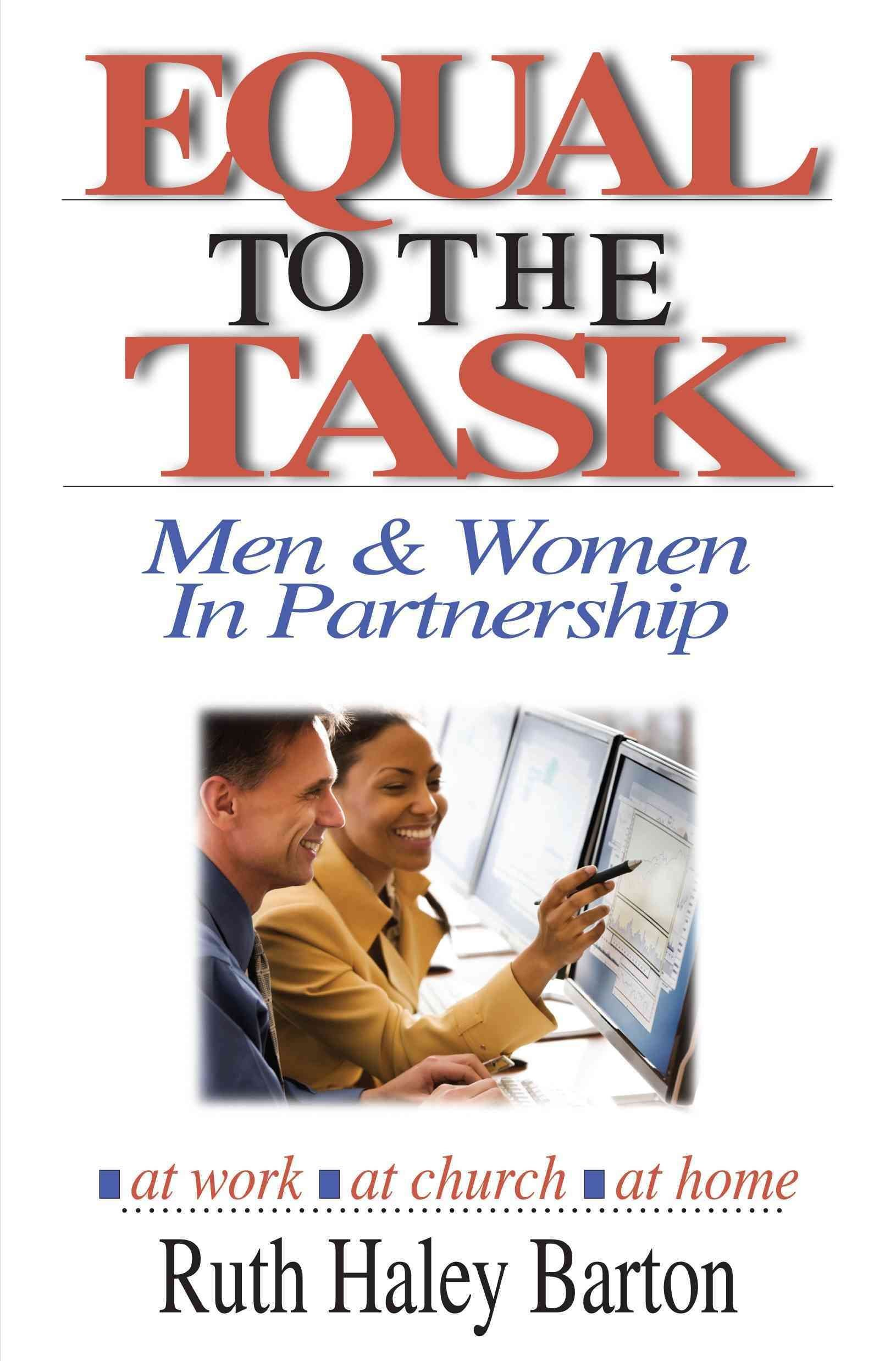 Equal to the Task - Ruth Haley Barton