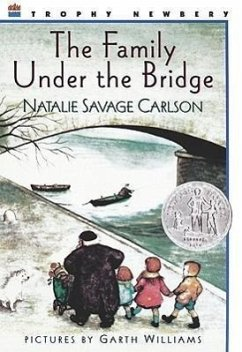 The Family Under the Bridge - Carlson, Natalie Savage