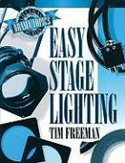 Easy Stage Lighting: Lillenas Drama Topics Series