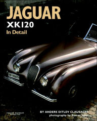 Jaguar XK120 In Detail - Anders Ditlev Clausager