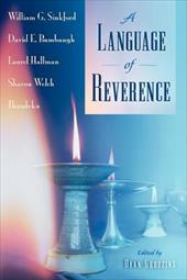 A Language of Reverence - Grodzins, Dean