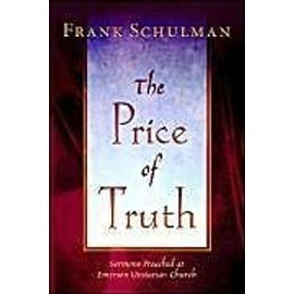 The Price of Truth - Jacob Frank Schulman