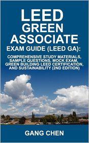 Leed Ga Exam Guide - Gang Chen