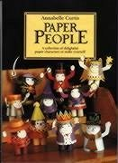 Paper People - Curtis, Annabelle