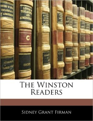 The Winston Readers - Sidney Grant Firman