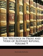 The Writings in Prose and Verse of Rudyard Kipling, Volume 9