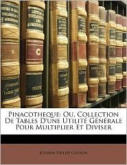 Pinacotheque - Johann Philipp Gruson