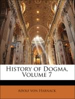 History of Dogma, Volume 7