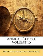 Annual Report, Volume 15