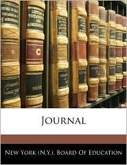 Journal - New York (N.Y.). Board Of Education