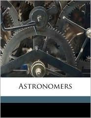 Astronomers - E. J. C. Morton