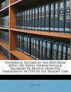 Historical Record of the 2nd (Now 80th), or: Royal Tryron Fusilier Regiment of Militia, from the Embodiment in 1793 to the Present Time