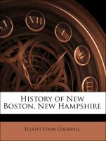 History of New Boston, New Hampshire