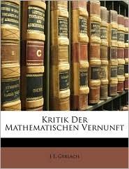 Kritik Der Mathematischen Vernunft