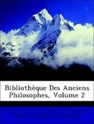 Racine, Jean;Dacier, André;Dacier, Pythagoras;Pythagoras, Pythagoras: Bibliothèque Des Anciens Philosophes, Volume 2