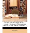 Pharmaceutical Journal - Anonymous
