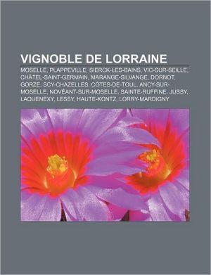 Vignoble De Lorraine