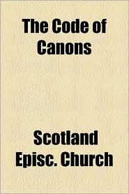 The Code of Canons - Scotland Episc Church