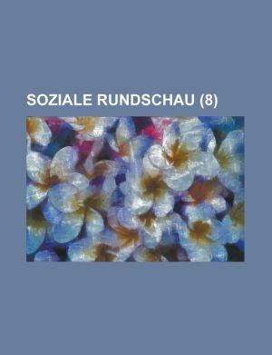 Soziale Rundschau (8 )