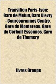 Transilien Paris-Lyon - Livres Groupe (Editor)