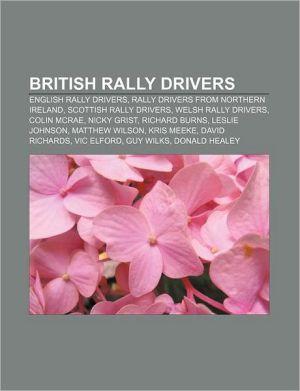 British Rally Drivers