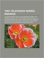 1995 Television Series Endings - Books Llc
