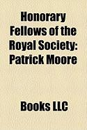 Honorary Fellows of the Royal Society: Patrick Moore