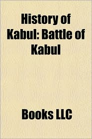 History of Kabul: Battle of Kabul