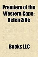 Premiers of the Western Cape: Helen Zille