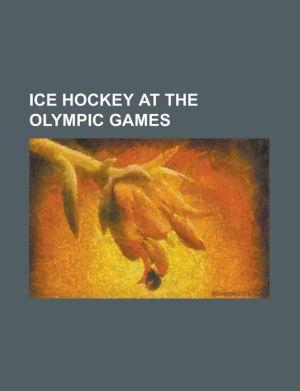 Ice Hockey at the Olympic Games: Ice Hockey at the 1920 Summer Olympics, Ice Hockey at the 1924 Winter Olympics, Ice Hockey at the 1928 Winter Olympic
