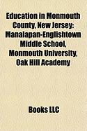 Education in Monmouth County, New Jersey: Manalapan-Englishtown Middle School