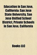 Education in San Jose, California: San Jose State University