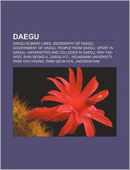 Daegu - Books Llc