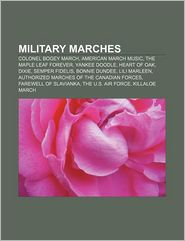 Military Marches - Books Llc