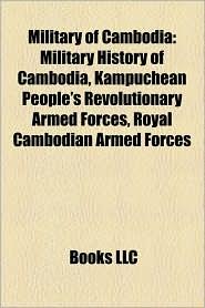 Military Of Cambodia - Books Llc