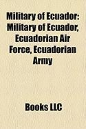 Military of Ecuador: Timor Leste Defence Force