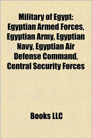 Military Of Egypt - Books Llc