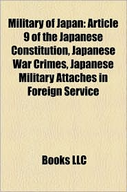 Military Of Japan - Books Llc