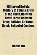 Military of Bolivia: Army of the North