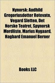 Nynorsk - Books Llc