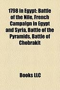 1798 in Egypt: Battle of the Nile