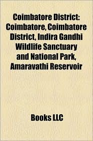 Coimbatore District - Books Llc