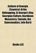 Culture of Georgia (Country): Bride Kidnapping