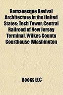 Romanesque Revival Architecture in the United States: Tech Tower